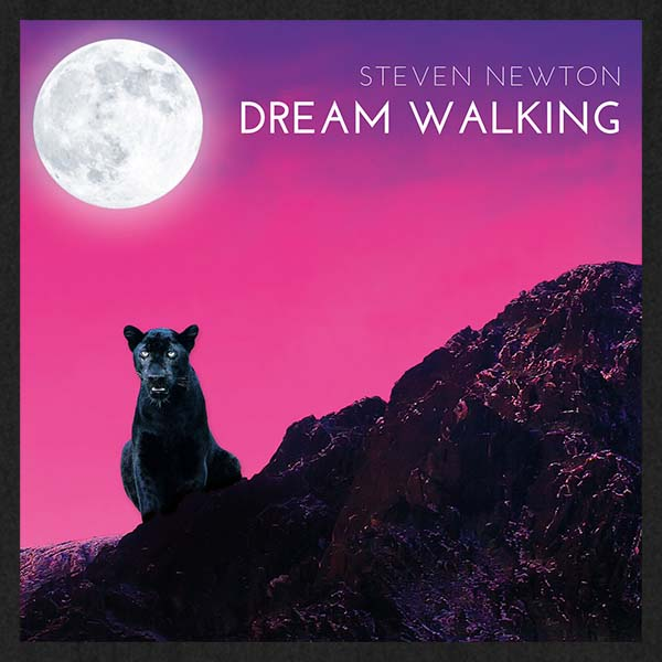 dream walking album cover artwork